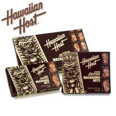 ハワイアンホーストマカダミアナッツチョコレート