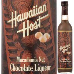 ハワイアンホーストマカダミアナッツチョコレートリキュール